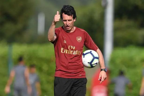 Emery Targets Euro Glory