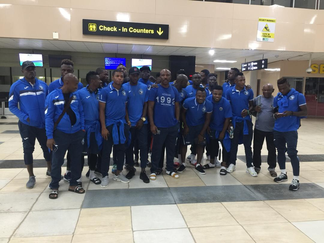 CAF Confed Cup:  Enyimba Off To Morocco For Raja Casablanca Clash