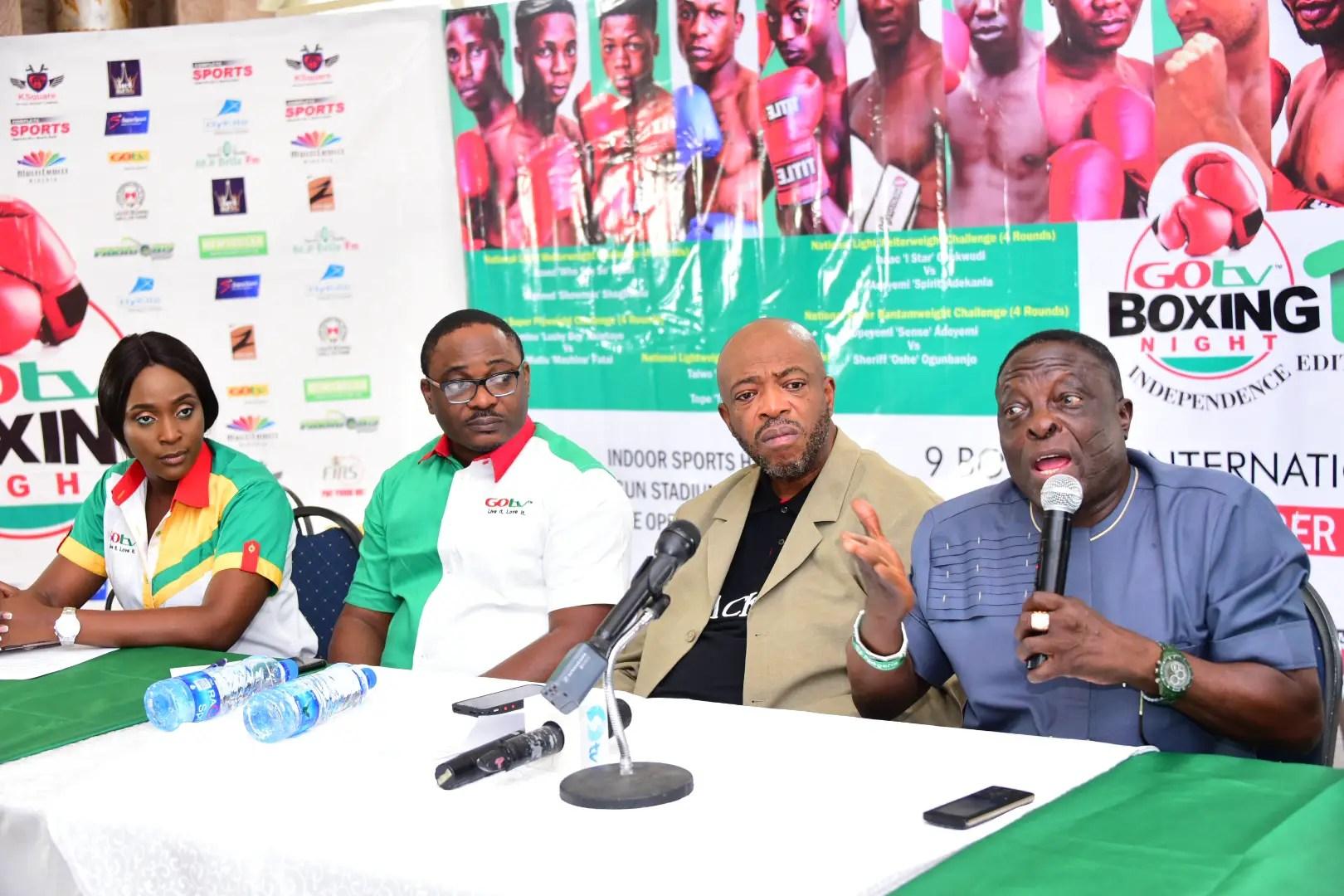 GOtv Boxing Night  Returns To Lagos, Champion To Pocket N1.5m