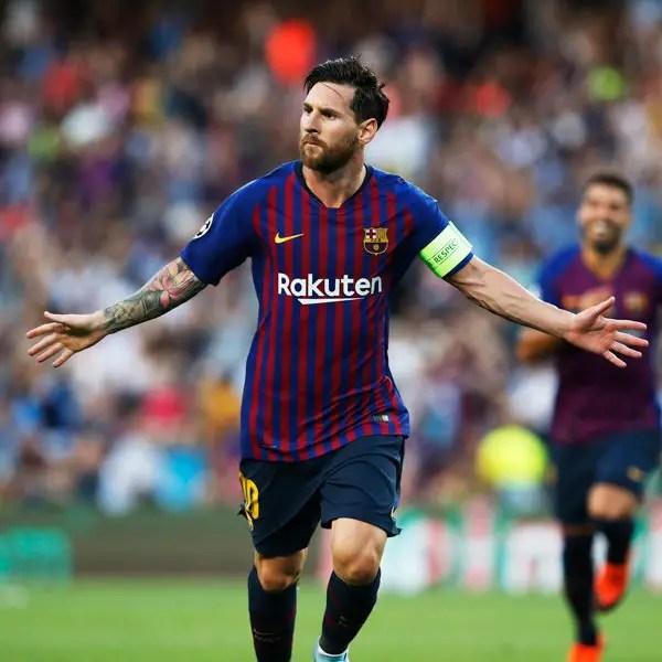 Lineker: World Best Footballer Messi Is Not Human