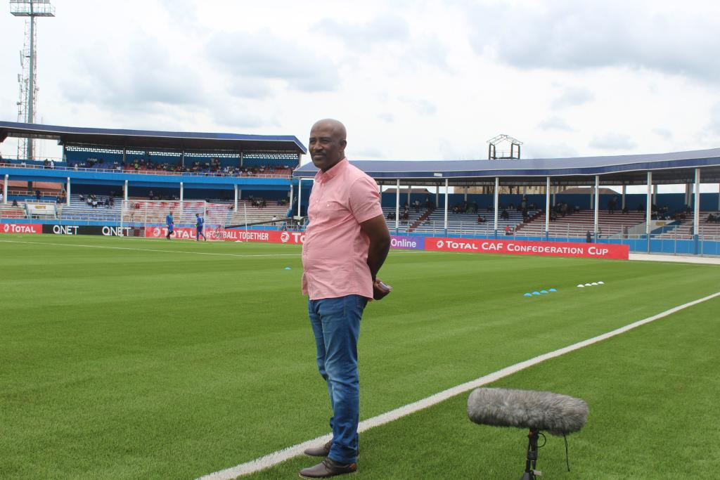 Abdallah: Enyimba Can Still Reach  CAF Confederation Cup Final