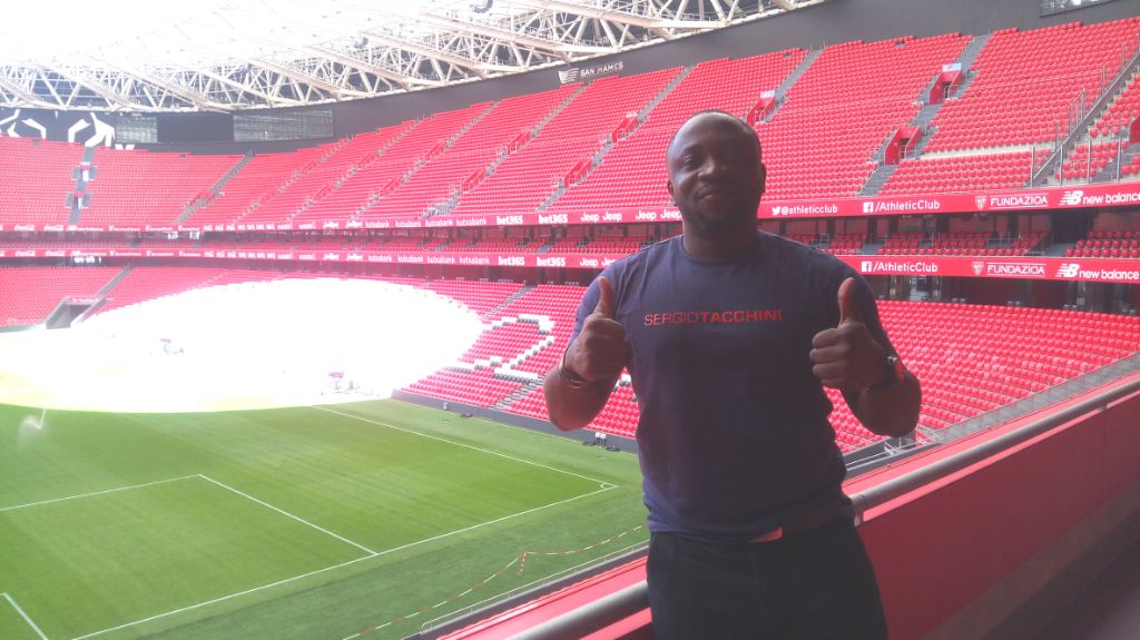 Day Two – The Saint And The Stadium: Complete Sports Reporter's LaLiga Tour Notes (2)