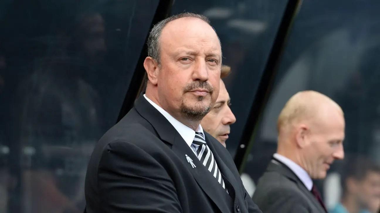 Benitez Fined £60K Over Referee Comments