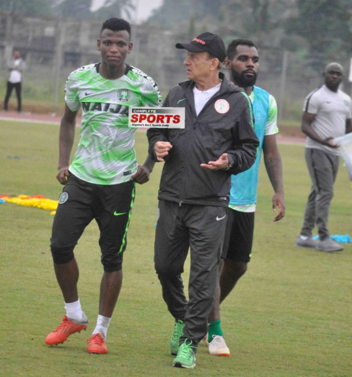Rohr: Libya Will Be Tougher In Sfax, But Eagles Are Hungry For Another Win