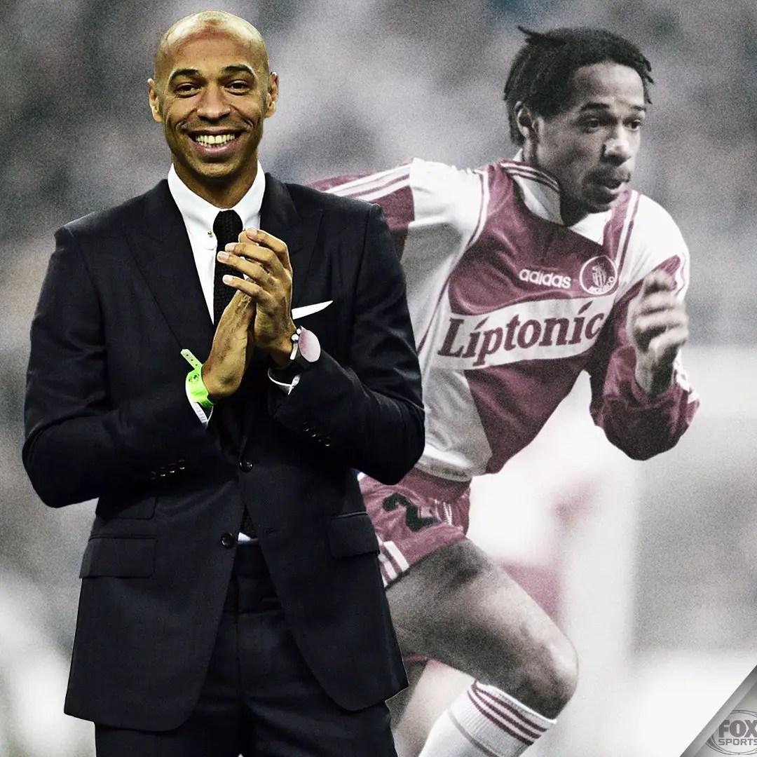 Deschamps, Pires, Gallas Back Henry To Succeed As Monaco Coach