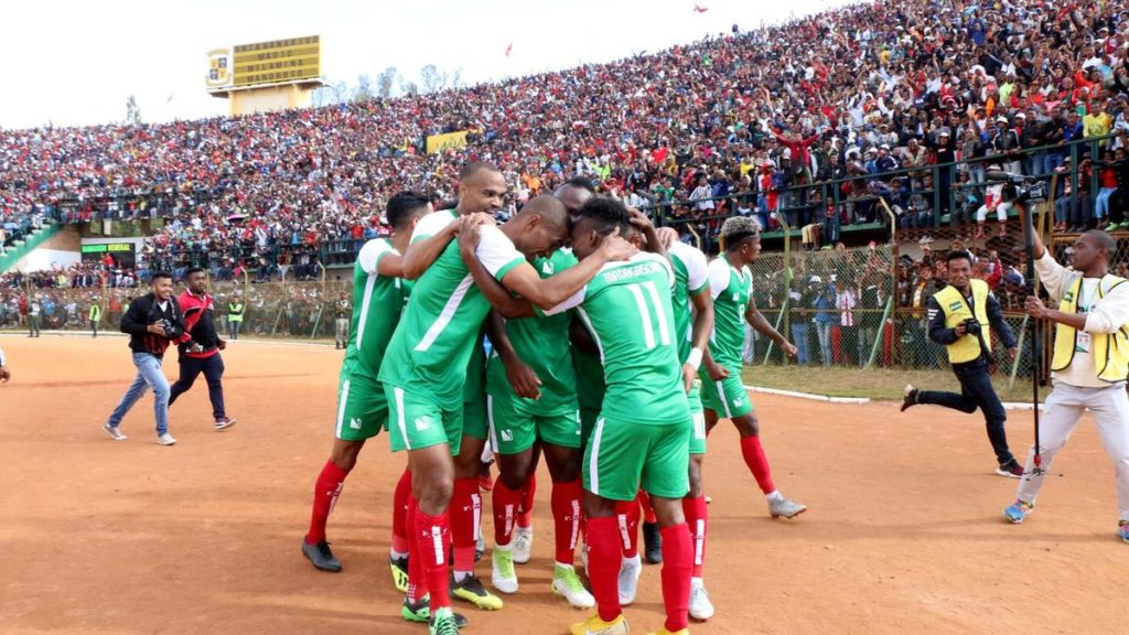 Madagascar Make AFCON History As First To Qualify For Cameroon 2019