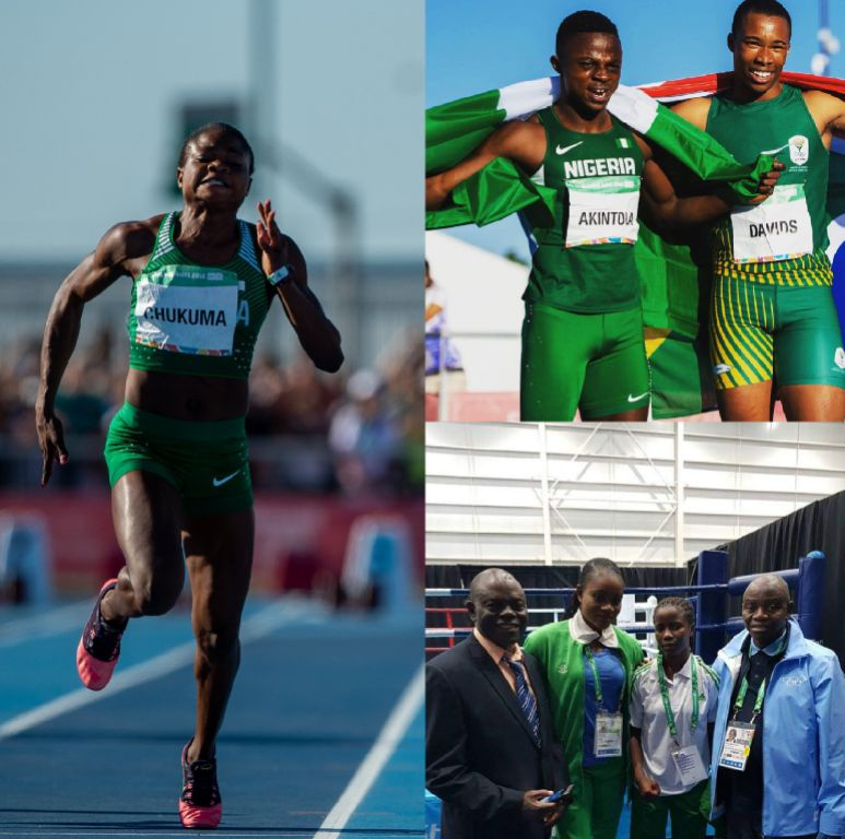 Odegbami: One Gold, Two Silver Medals At Youth Olympics – a Test Of Our Credibility!