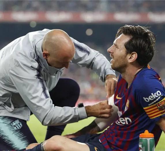 UCL: Messi Set For Barcelona Return In  2nd Leg Vs Inter