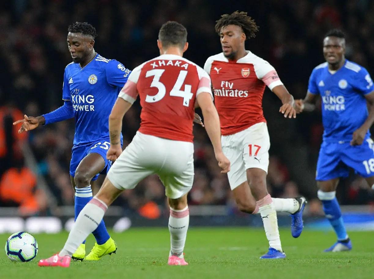 Oliseh Hails Impressive Iwobi, Ndidi, Emery; Backs Arsenal To Get Better