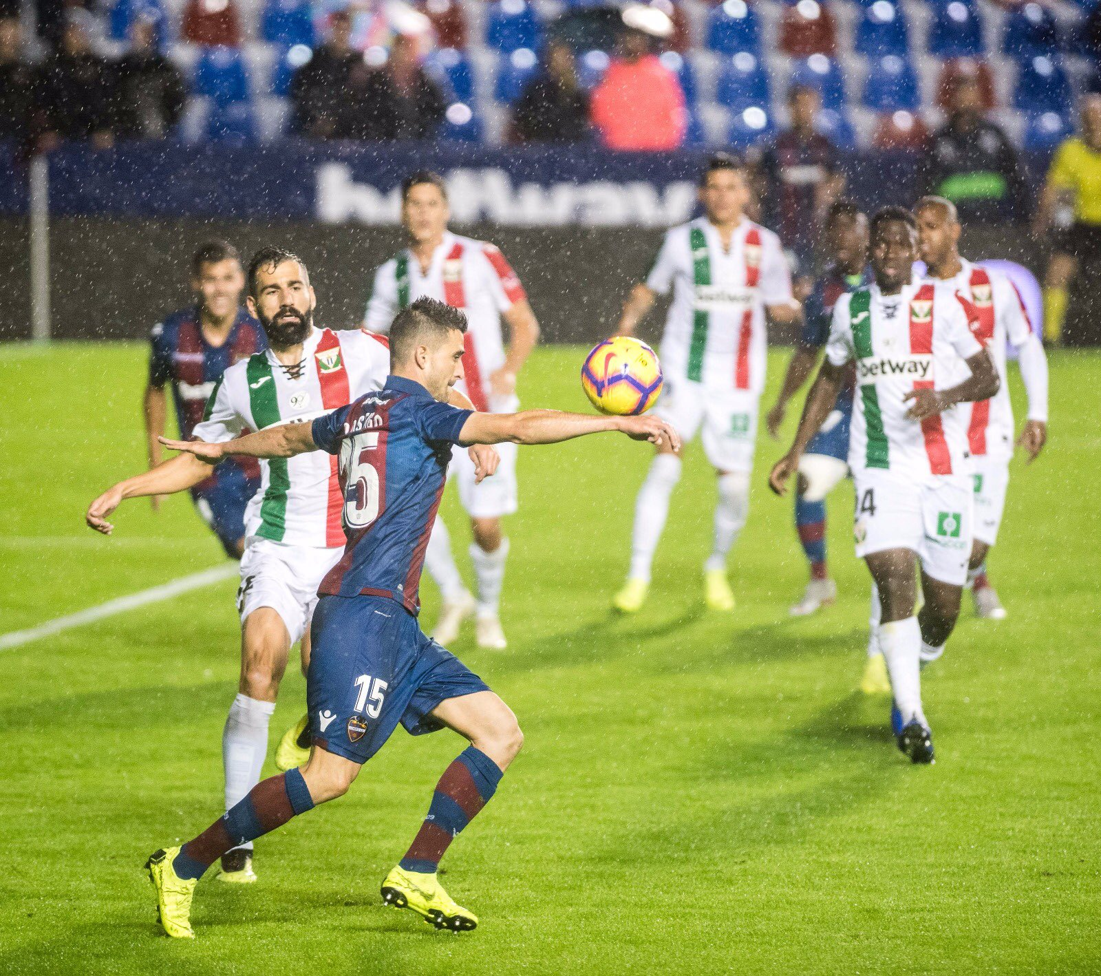 Round-up: Omeruo Makes 2nd LaLiga Start, Simon Benched As Leganes Lose To Levante; Collins Features In Paderborn Draw
