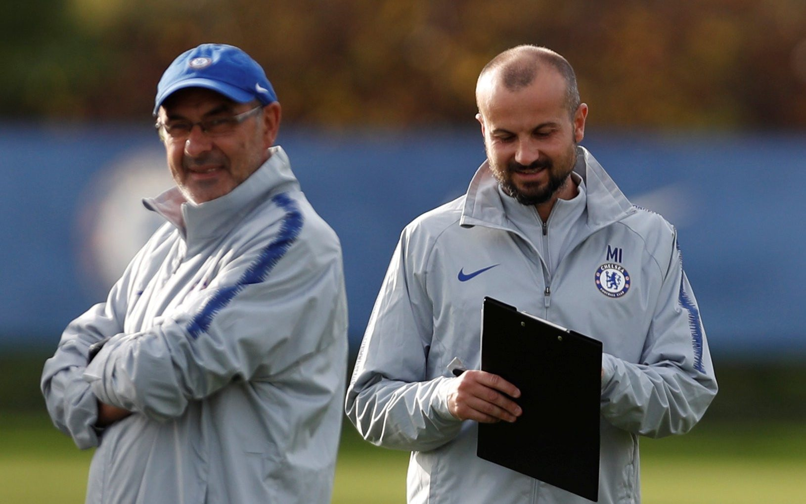 Sarri Demands Reaction From Chelsea Stars