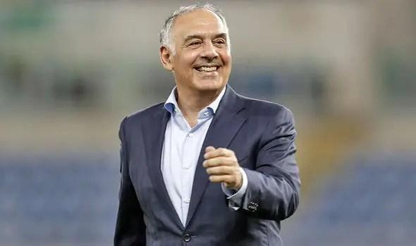 Roma Chief Blasts Media Over Sack Rumours