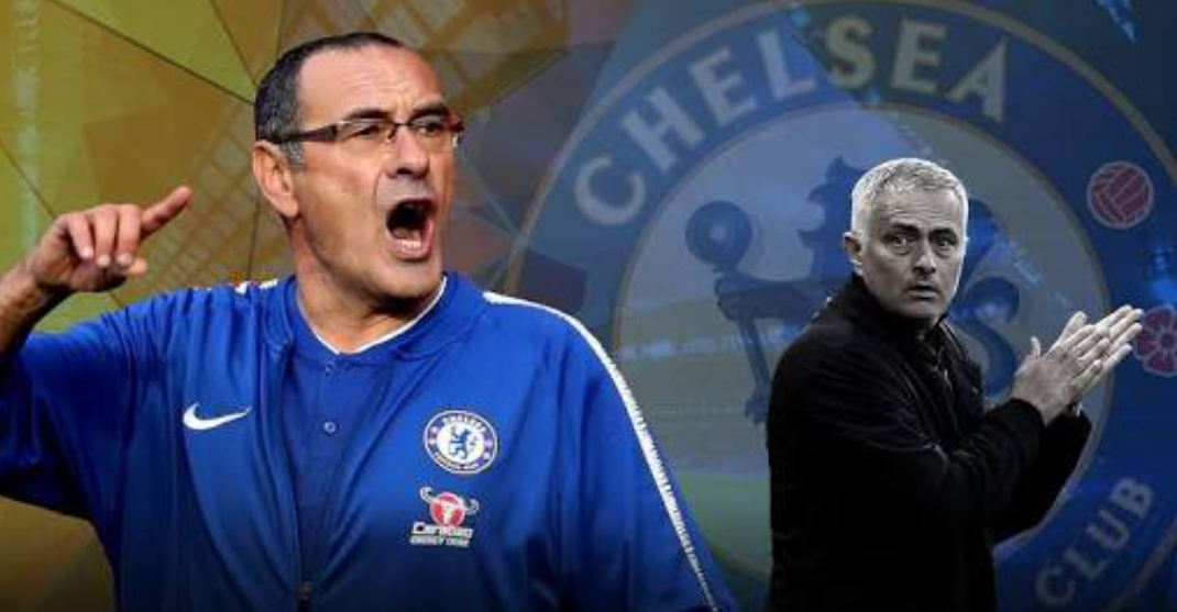 Sarri Urges Respect For Under Fire Mourinho As Chelsea Host United