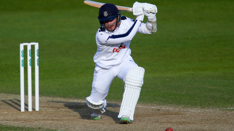 Wheater Eyeing Silverware With Essex