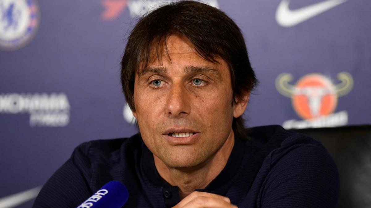 Conte Linked With Man Utd Job