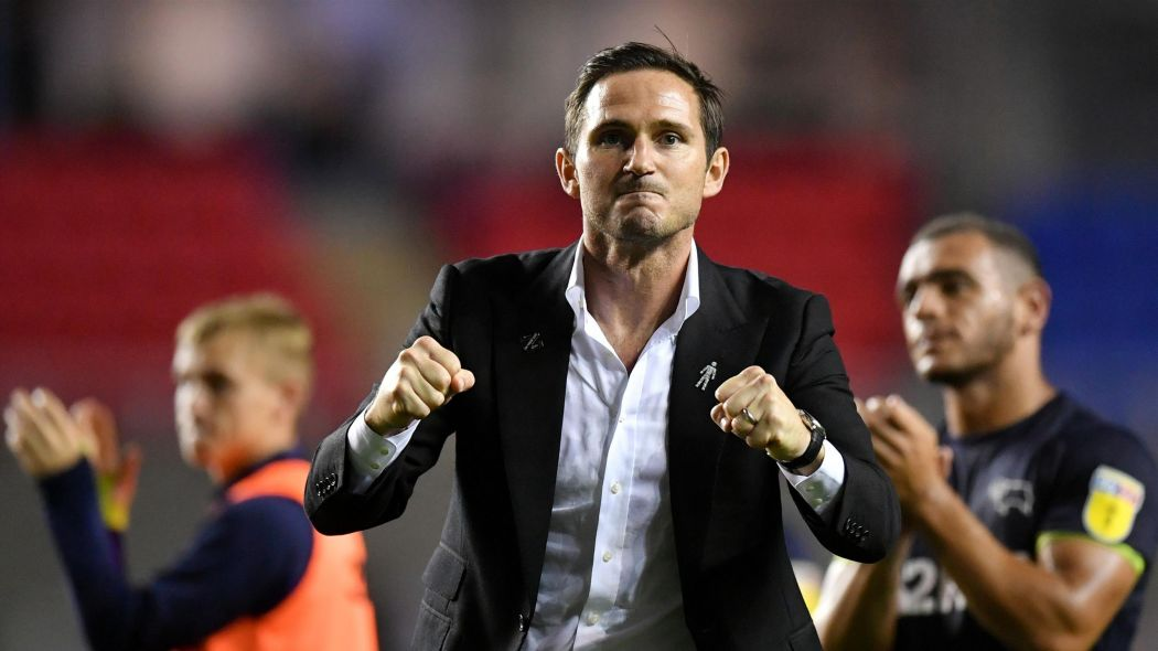 Lampard Looking Forward To Special Return