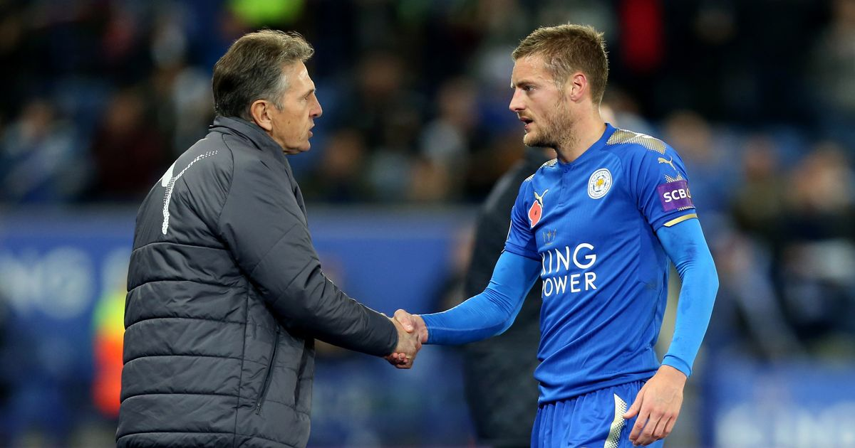 Puel Stands By Decision To drop Vardy