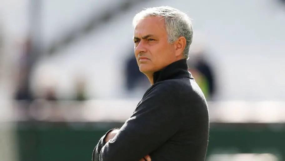 Mourinho Has No Real Ambitions