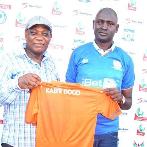 Sunshine Stars Unveil Kabiru Dogo As New Head Coach