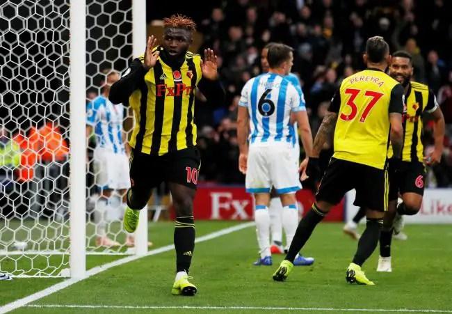 Hughes Hails Success After Huddersfield Win