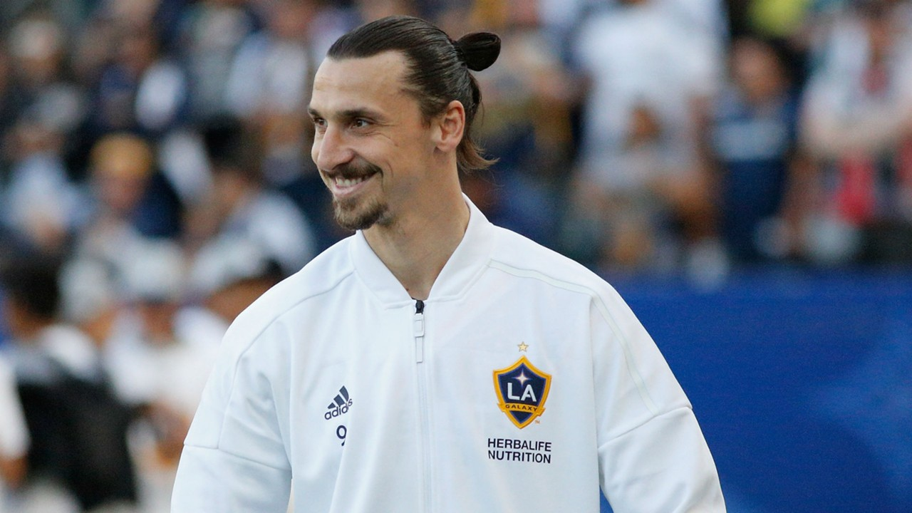 Ibrahimovic Linked With Shock Reds Return