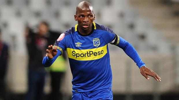 Bafana  Defender Mkhize In Fitness Scare Ahead Super Eagles Clash
