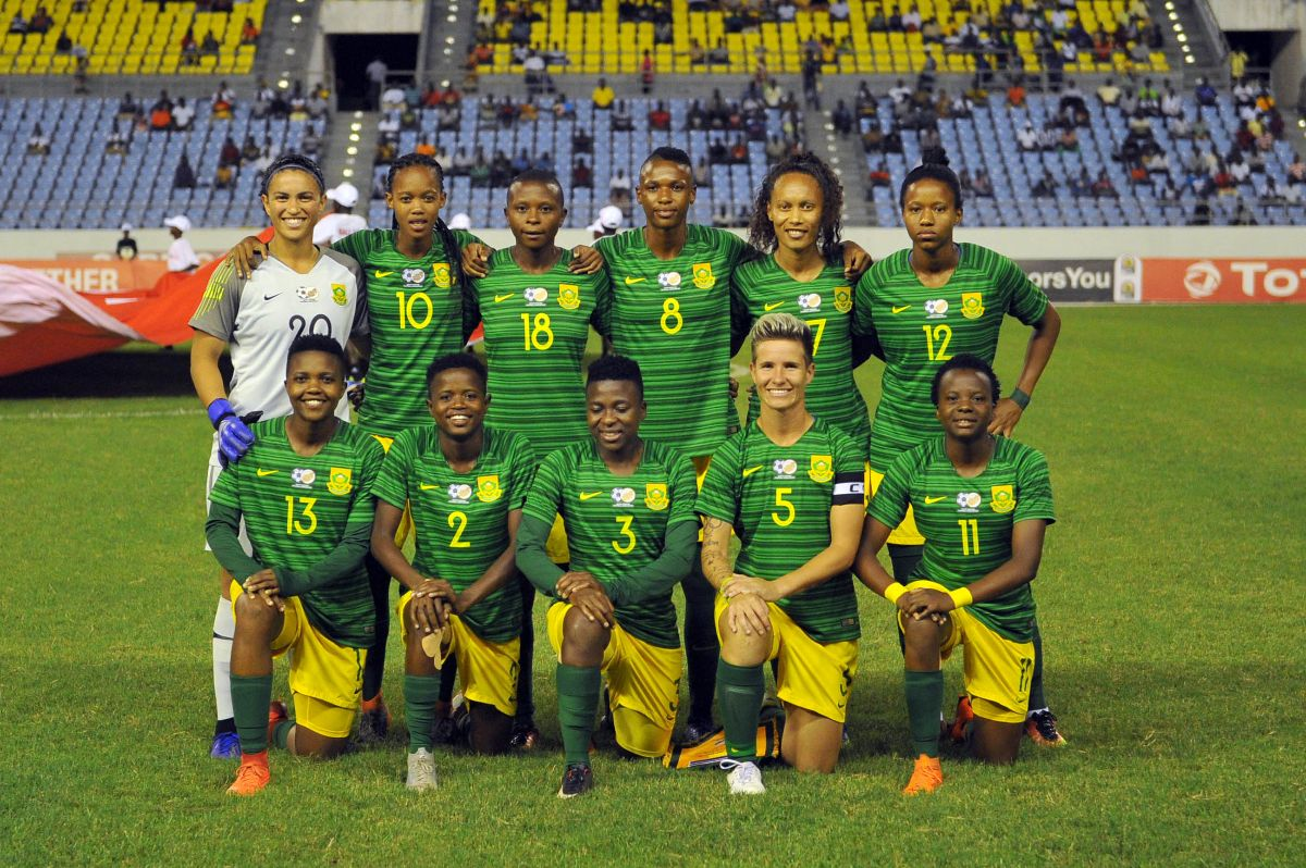 Banyana Banyana Coach, Ellis: We Want To Beat Nigeria For Our First AWCON Title