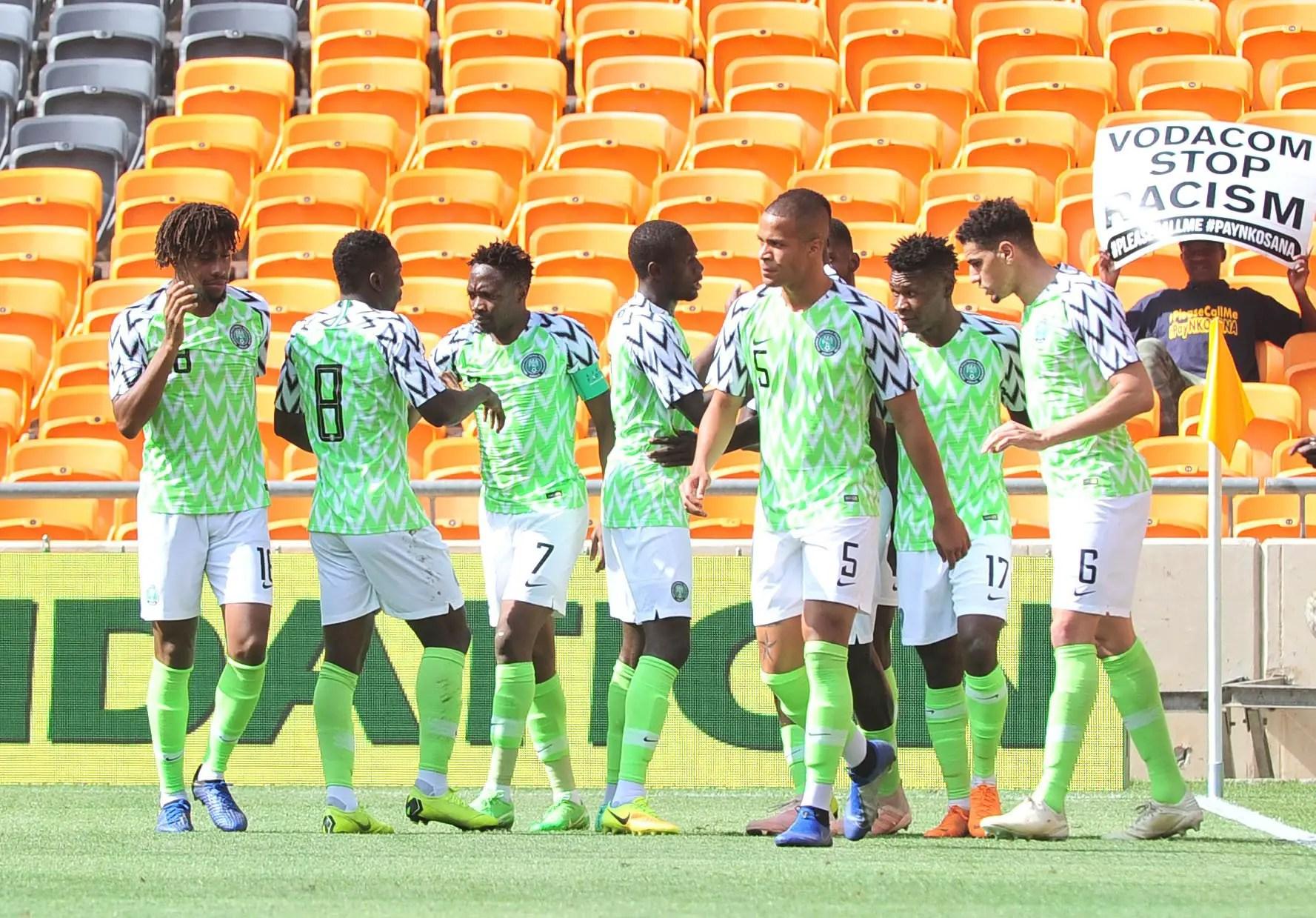Rohr Talks Up Super Eagles' Positives Ahead AFCON 2019; Disallowed Goals Vs Bafana; Return of Mikel, Simon, Salisu