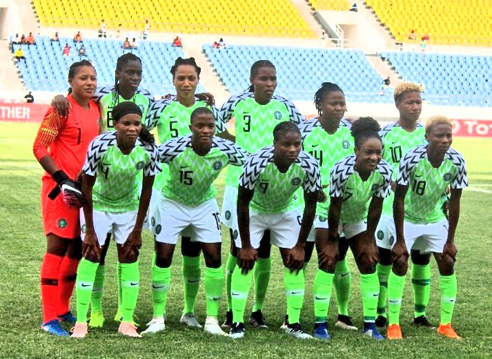 AWCON 2018: Super Falcons Battle  Cameroon For Final Ticket