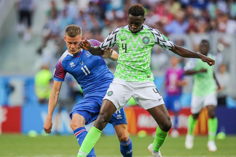 Ndidi: Injury, Suspension Shouldn't Stop Eagles From Qualifying For AFCON 2019
