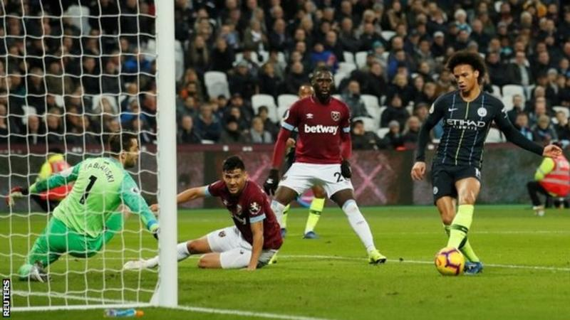 Guardiola: Manchester City Lucky In 4-0 Win Vs West Ham