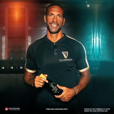 Rio Ferdinand In Nigeria: A Guinness Extraordinary Football Experience