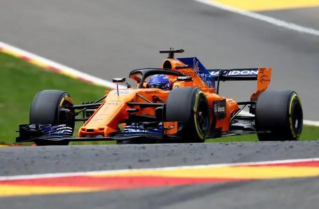 Camara Hails 'Dream' McLaren Role