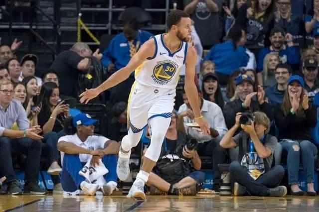 Curry Nearing Warriors Return