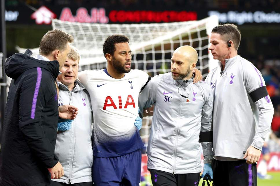 Spurs Sweating Over Dembele