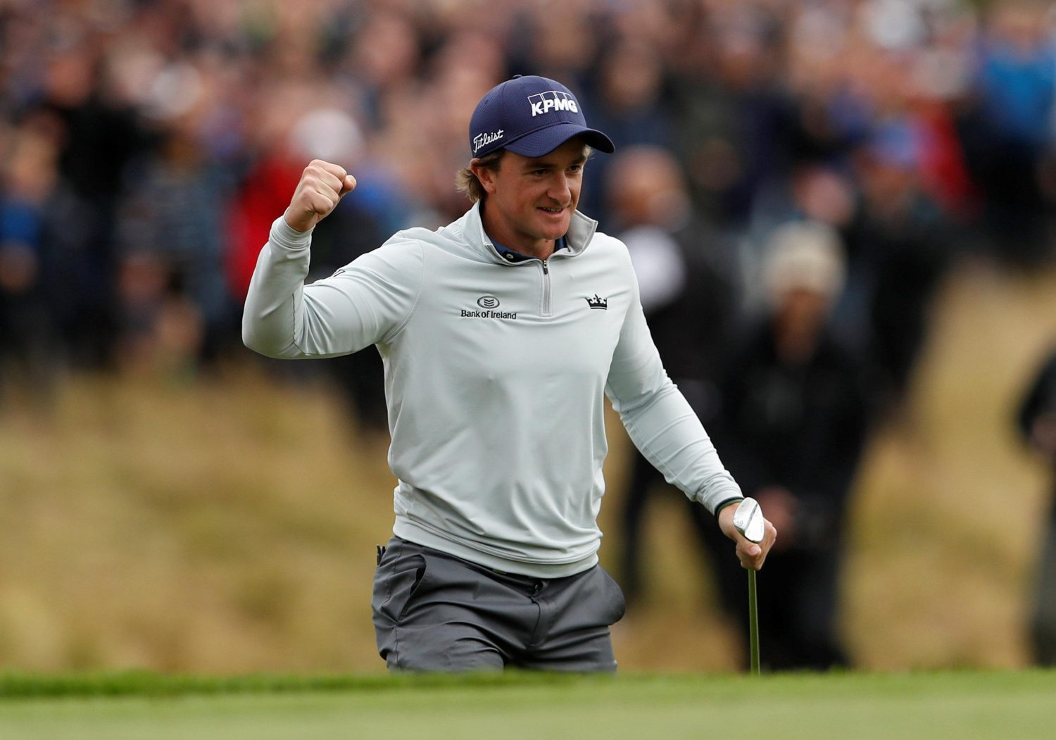 Dunne Holds Early Turkish Lead