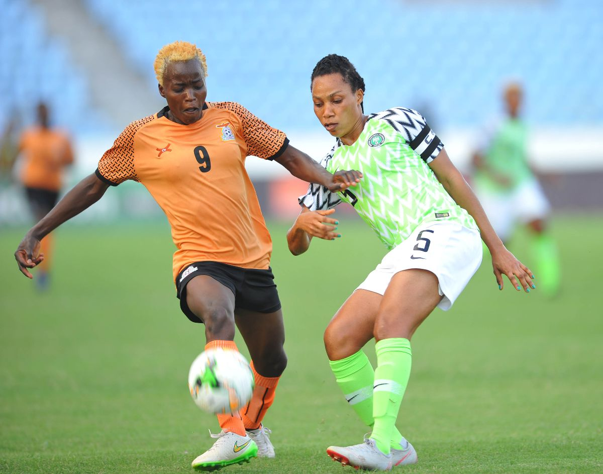 AWCON 2018: Zambia Coach, Mwape Blames  Lack Of Consistency For Defeat To Nigeria