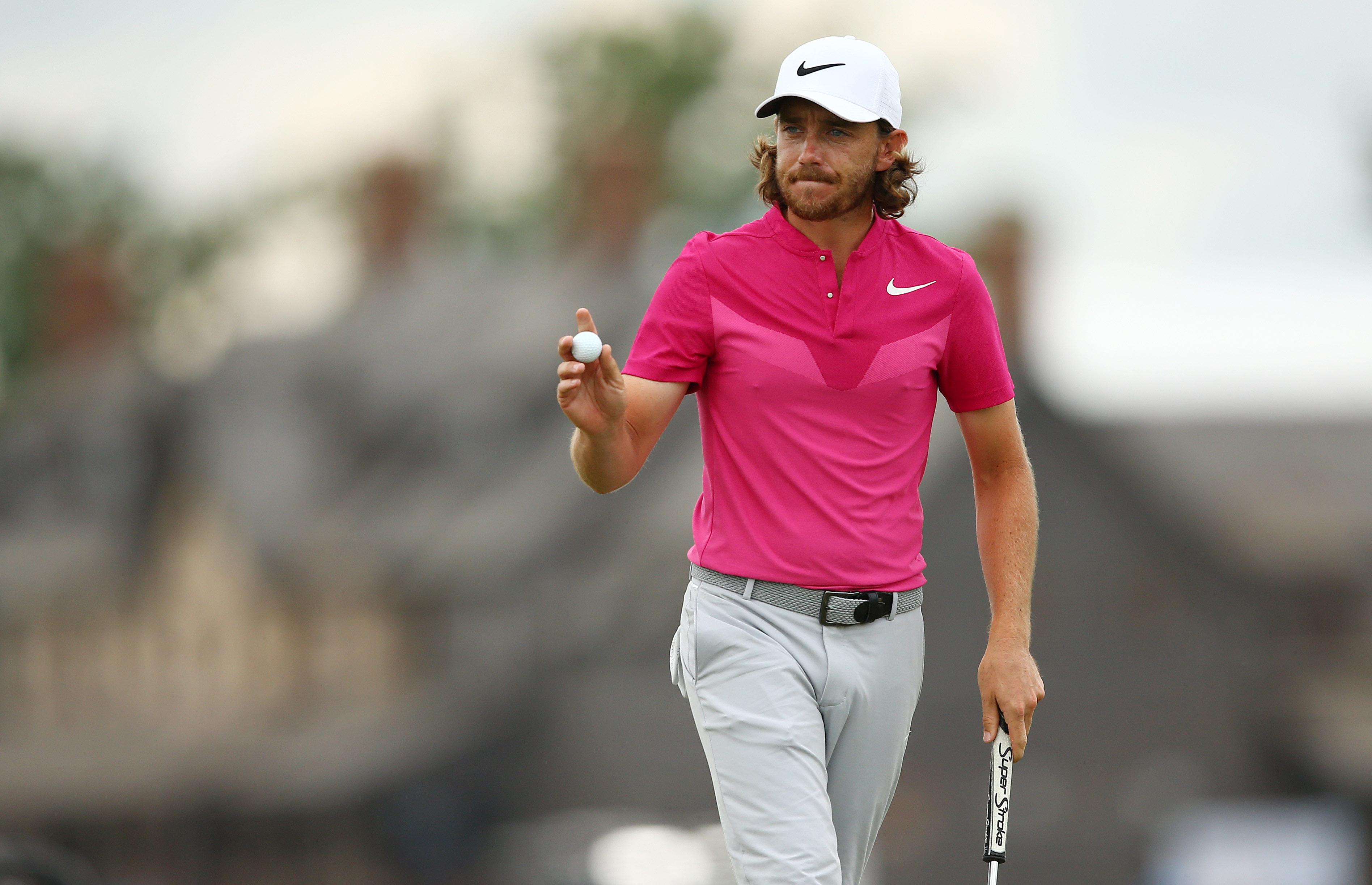 Tommy Fleetwood Refusing To Give Up