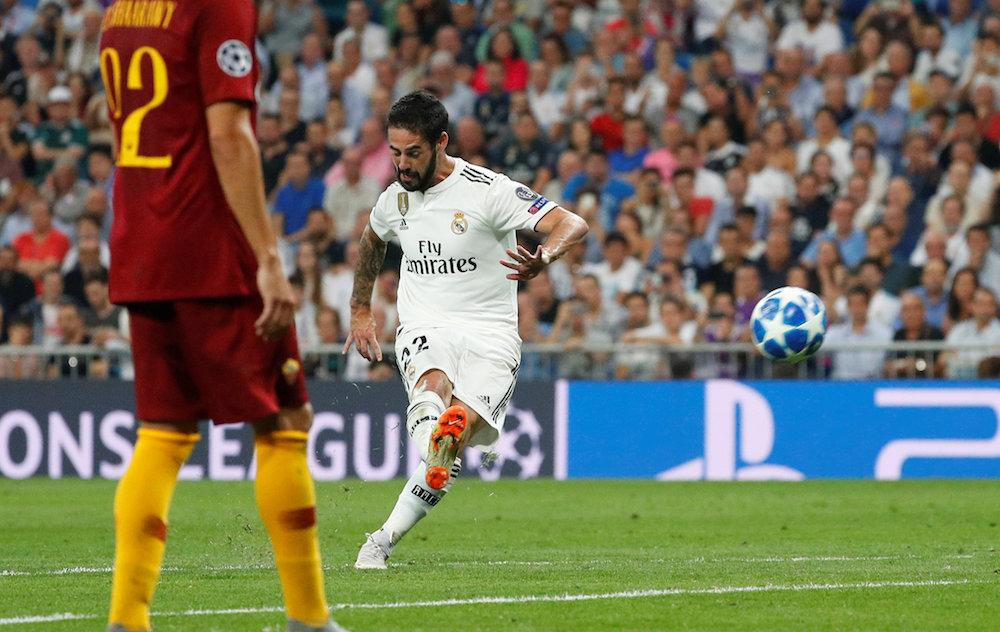 Isco Eager To Escape Bernabeu