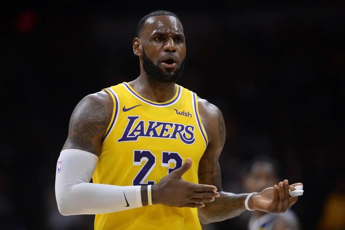 James Revels In NBA Landmark