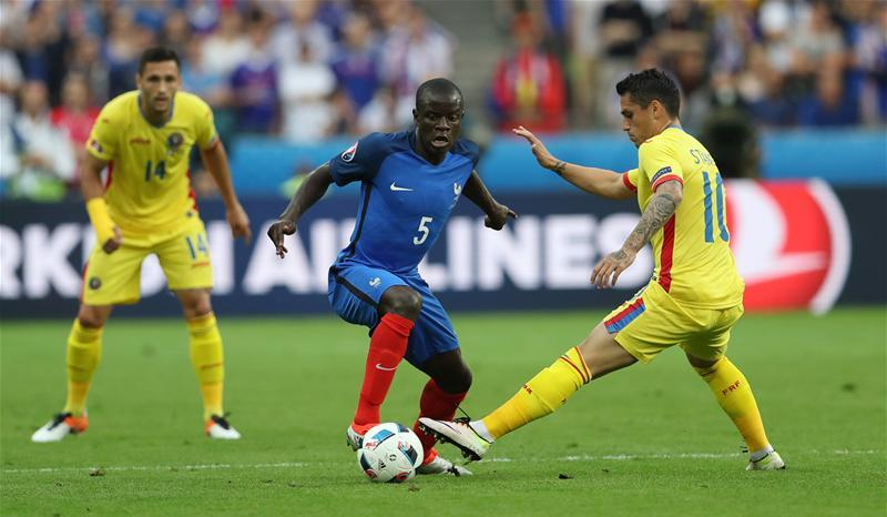Kante Snubs PSG To Extend Blues Stay