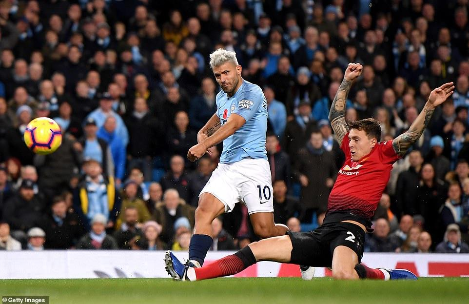 City Ease Past United In Manchester Derby, Extend EPL Lead
