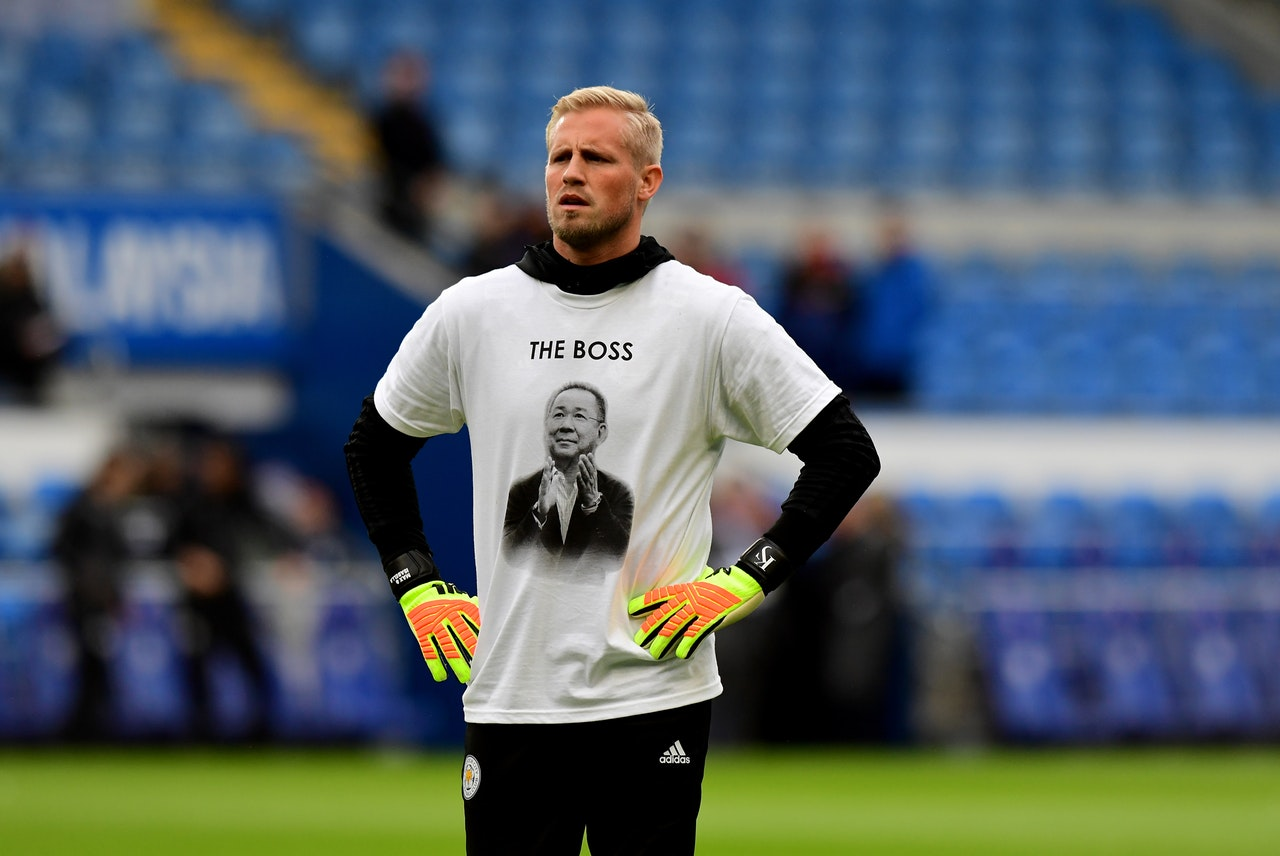 Schmeichel Expects Tragedy To Stay With Him