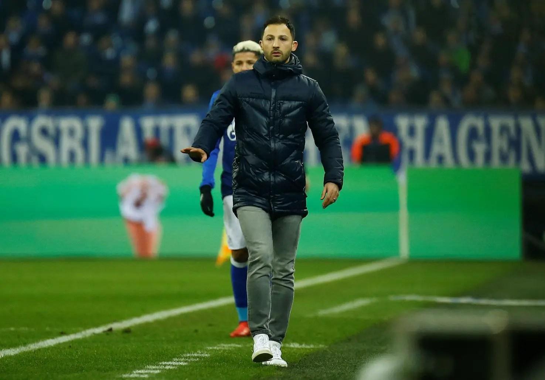 Tedesco Accepts Schalke Defeat
