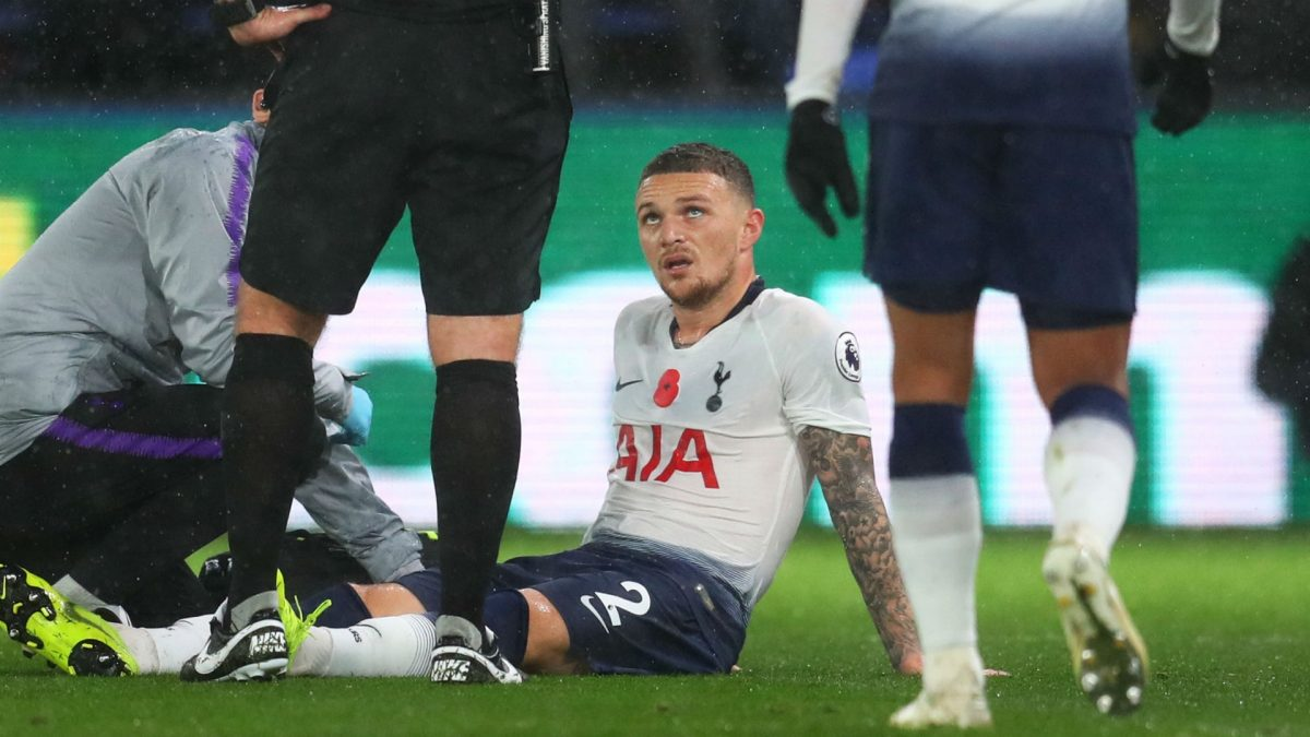 Trippier Out Of England Squad