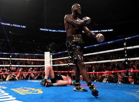 Wilder Opposes Draw Vs Fury: 'Felt I Won With Two Knockdowns'