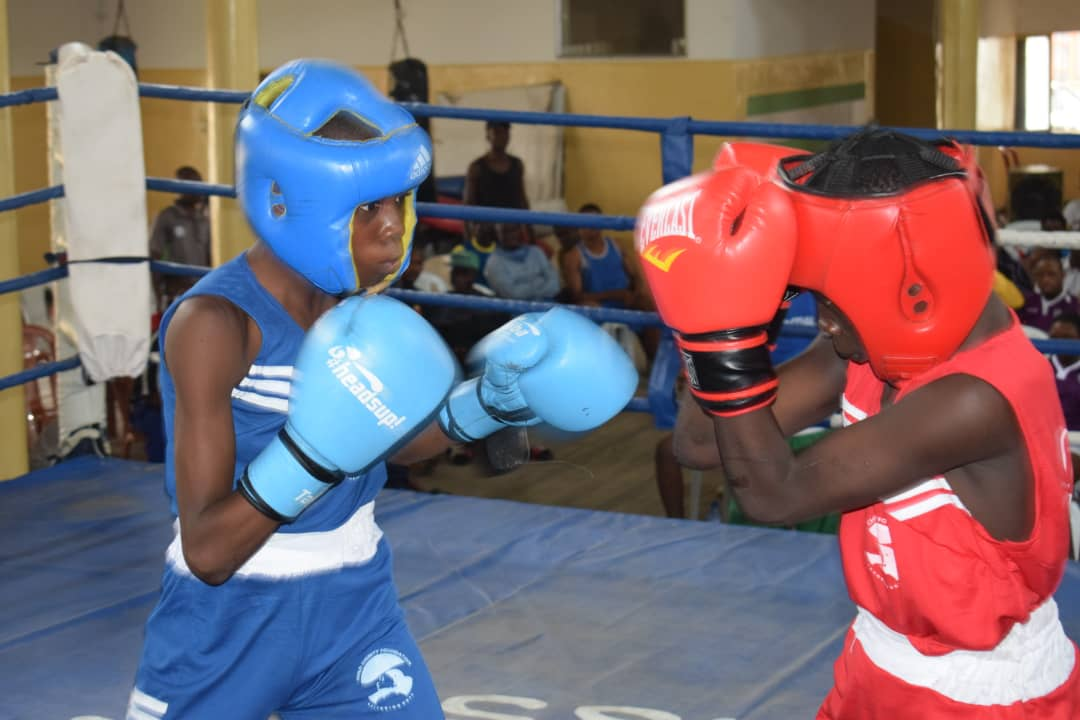 CDF Holds 7th Kiddies Boxing Competition