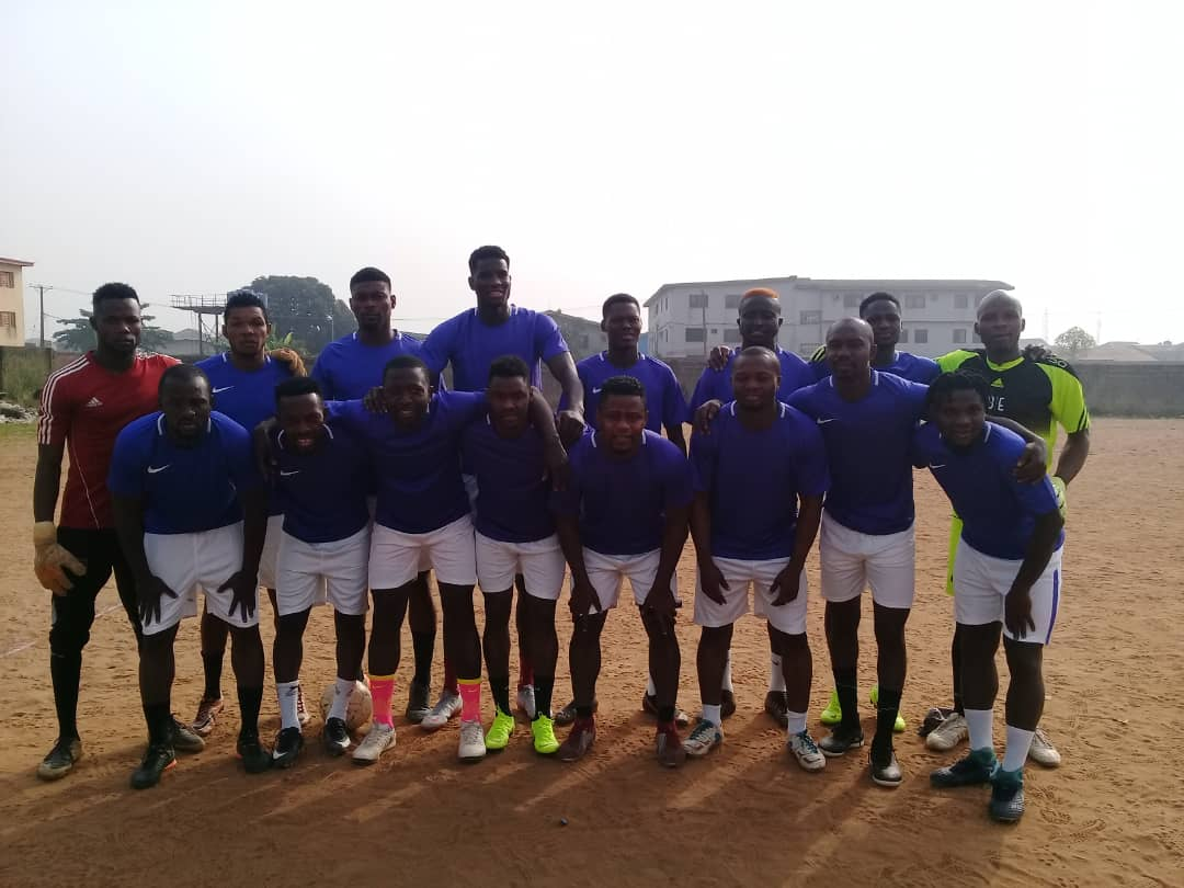 Chibuike Hits Brace As Nigeria All-Star Team Beat Future Pro 2-1