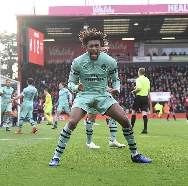 Iwobi Misses Out On Arsenal  November Player Of The Month Award