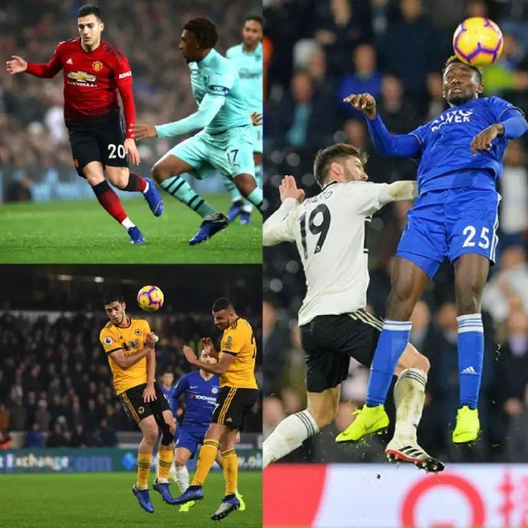 EPL: Iwobi Stars In Arsenal Draw VS Man United; Ndidi, Iheanacho Help Leicester Bag Draw At Fulham